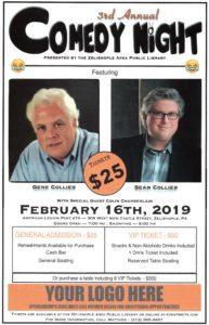 Collier Comedy Show @ American Legion Post 474
