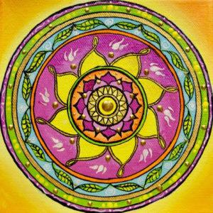 Mandalas for Mediatation