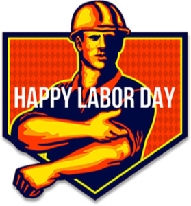 Labor Day Closing