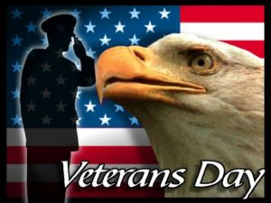 Observing Veteran's Day