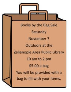 Books by the Bag Sale!