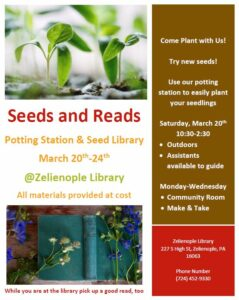 Seeds and Reads