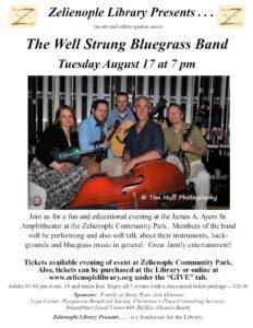 Well Strung Bluegrass Band